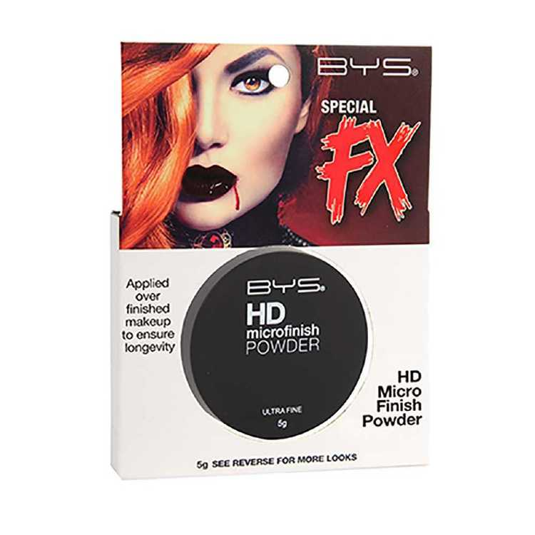 BYS Special FX HD Microfinish Powder