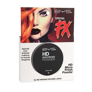 BYS Special FX HD Microfinish Powder