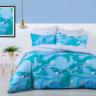 Brampton House Mineral Quilt Cover Set