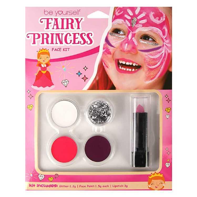 Be Yourself Fairy Princess Face Kit