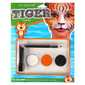 Be Yourself Tiger Face Kit Multicoloured