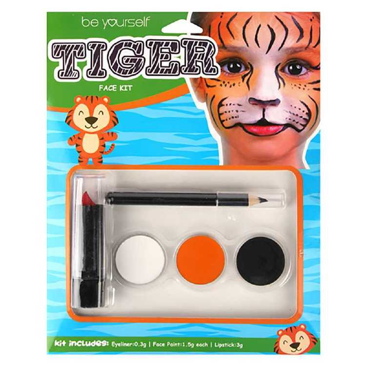 Be Yourself Tiger Face Kit
