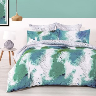 Brampton House Luma Quilt Cover Set - Everyday Bargain