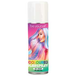 Be Yourself Coloured Hair Spray