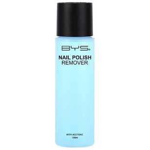 BYS Nail Polish Remover with Acetone