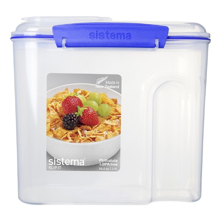 Sistema Cereal Container