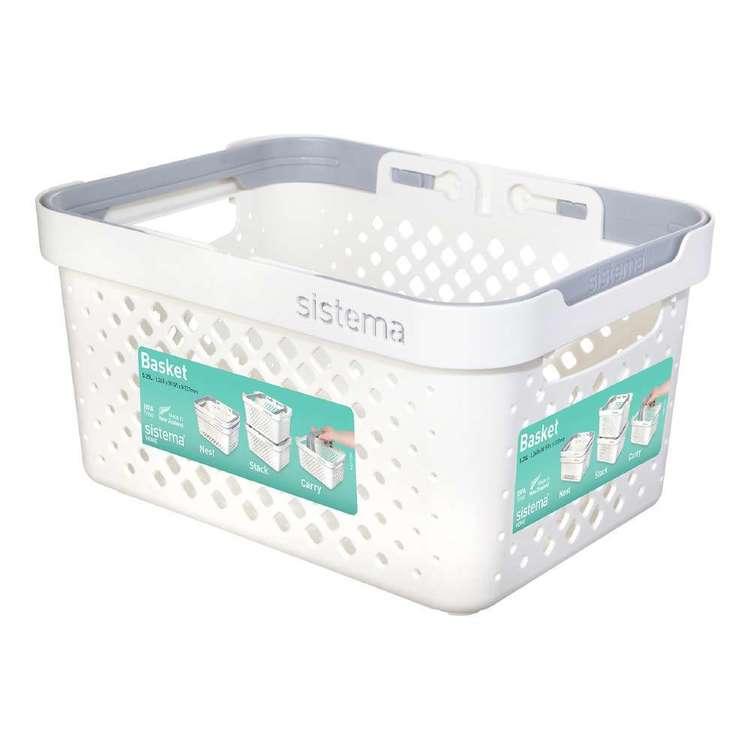 Sistema 5.25 L Storage Basket