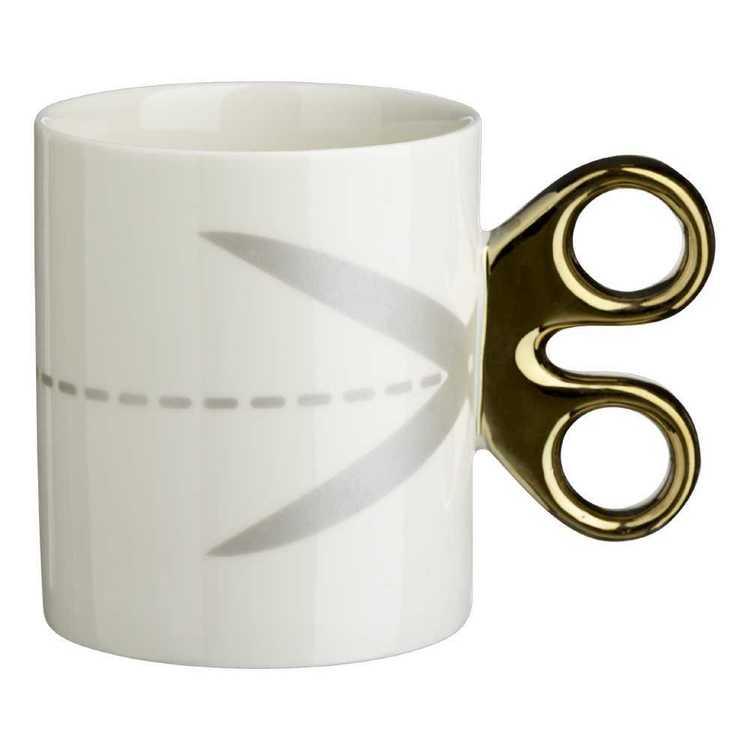 Scissor Mug