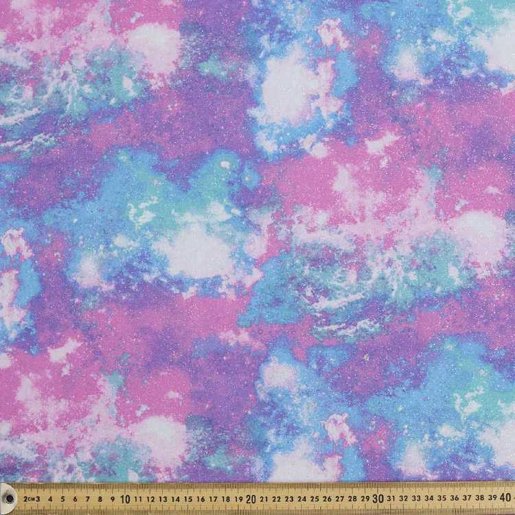 Milkyway Printed Poplin Fabric