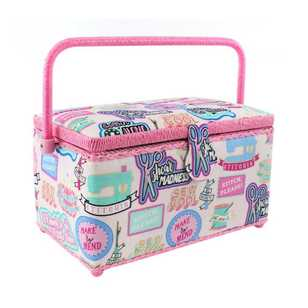 Semco Sew Cool Sewing Basket
