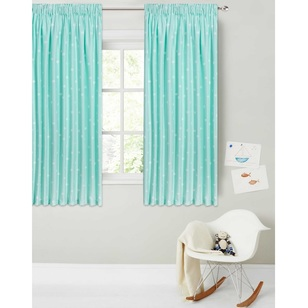 Caprice Sweet Tooth Pencil Pleat Curtains