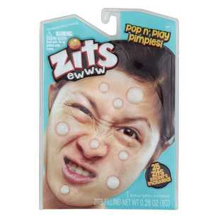 Zits Ewww Pop and Play Pimples