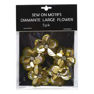 Semco Diamante Large Flower 5 Pack