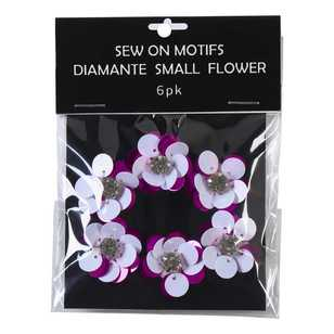 Semco Diamante Small Flower 6 Pack