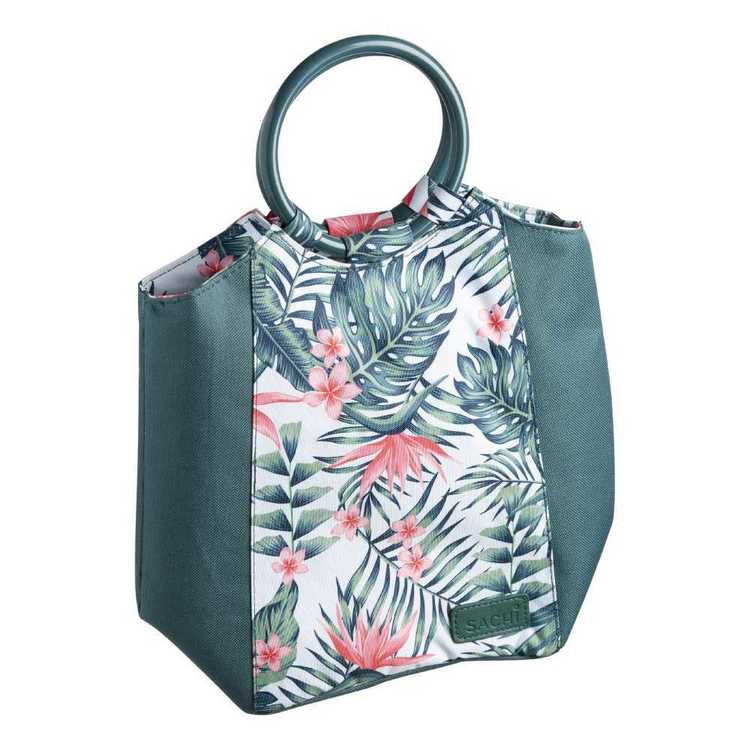Sachi Lunch Bag Birds Of Paradise Storage Bag