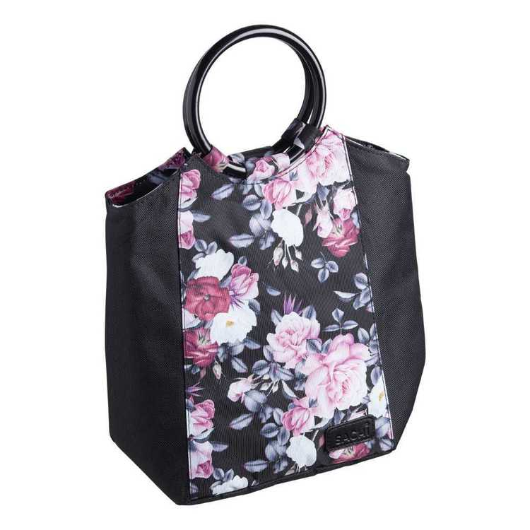 Sachi Lunch Bag Midnight Floral Storage Bag