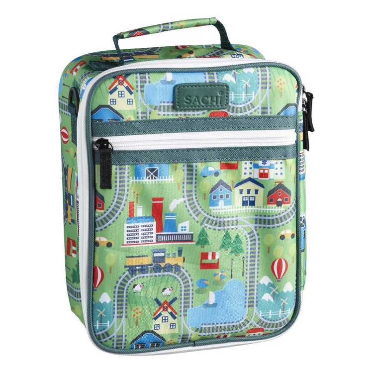 Sachi Kids Lunch Totecity Storage Bag