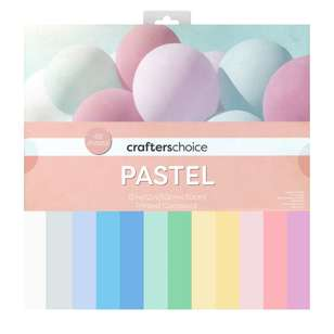 Crafters Choice Pastel Paper Pad
