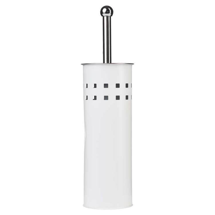 Mode Stainless Steel Toilet Brush Holder