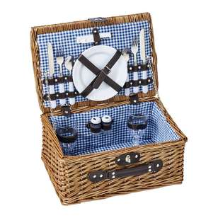 Willow Two Persons Picnic Baskets