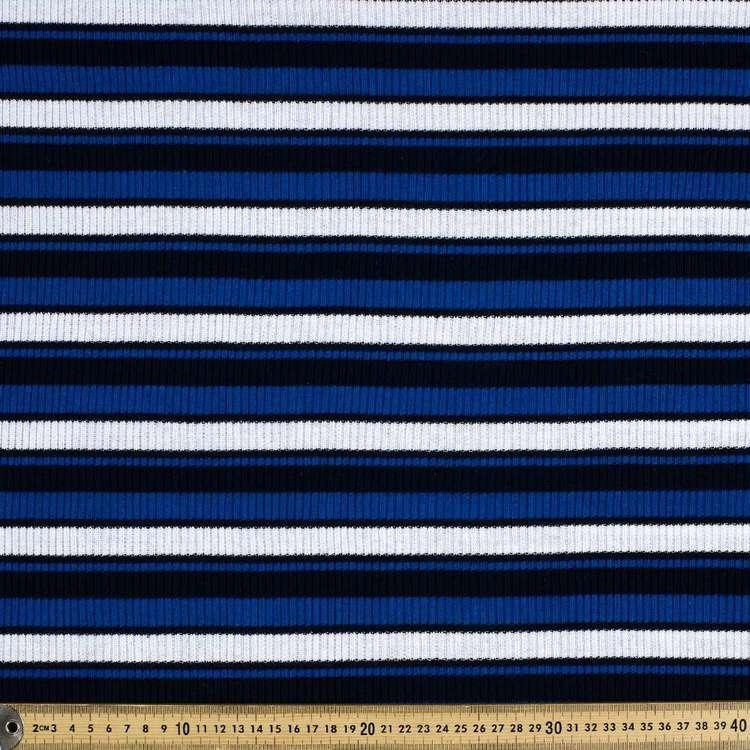 Yarn Dyed Stripe Knit Fabric