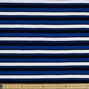 Yarn Dyed Stripe Knit Fabric