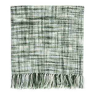KOO Knit Blanket with Tassel