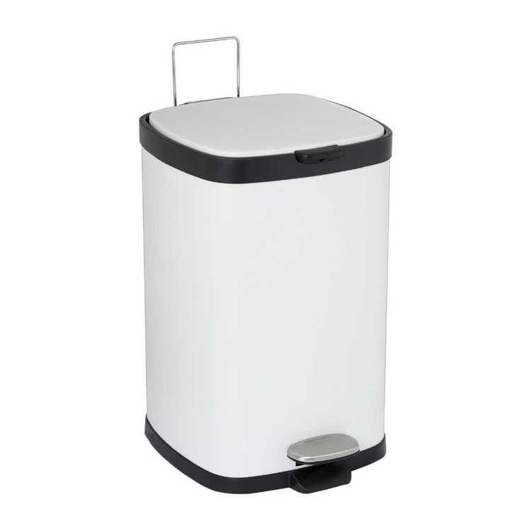 Lock Stock & Barrel Square 12L Pedal Bin