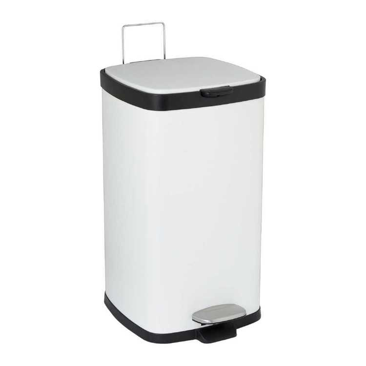 Lock Stock & Barrel Square 20L Pedal Bin
