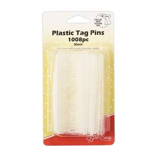 Sew Easy Plastic Tag Pins