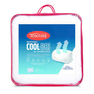 Tontine Cool Dri All Seasons Quilt