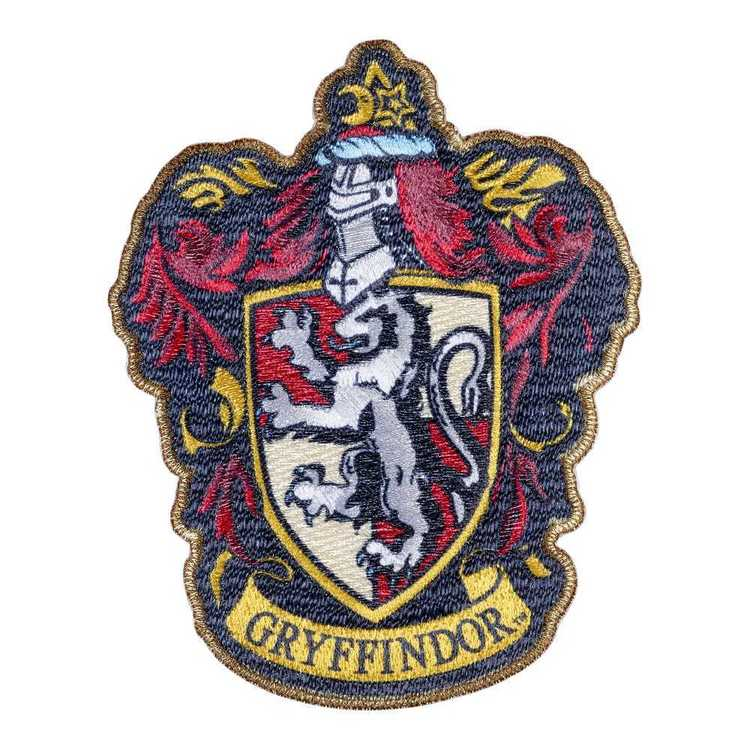 Simplicity Harry Potter Iron On Motif - Gryffinfor