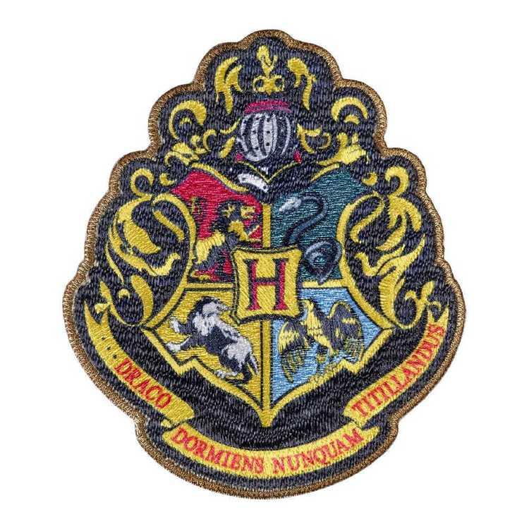 Simplicity Harry Potter Iron On Motif - Hogwarts