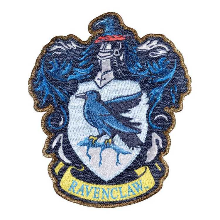 Simplicity Harry Potter Iron On Motif - Ravenclaw