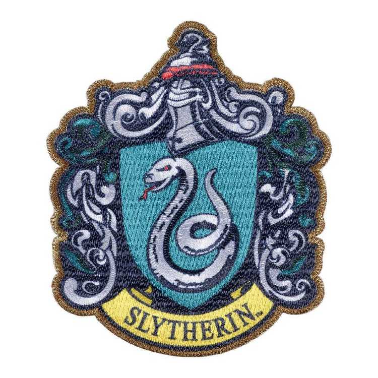 Simplicity Harry Potter Iron On Motif Slytherin