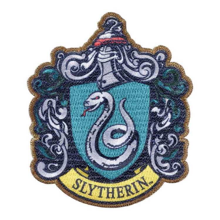 Simplicity Harry Potter Iron On Motif - Slytherin