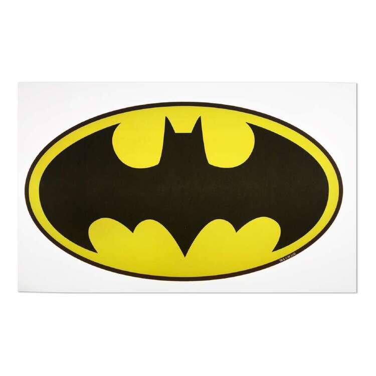 Simplicity Large Batman Iron On Transfer