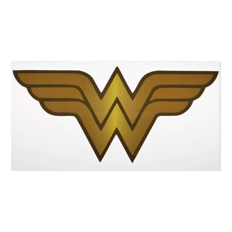 Simplicity Large Wonder Woman Iron On Transfer