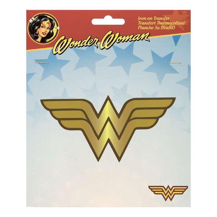 Simplicity Iron On Transfer Wonder Woman