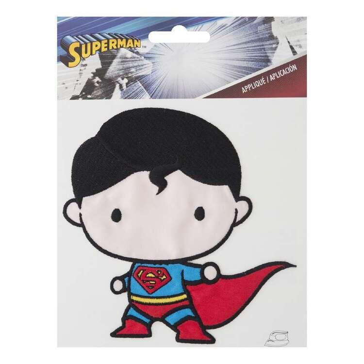 Simplicity Iron On Transfer Superman