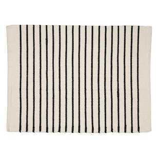 KOO Elite Sorrento Stripe Bath Mat