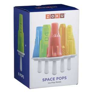 Zoku Space Icey Pop Moulds