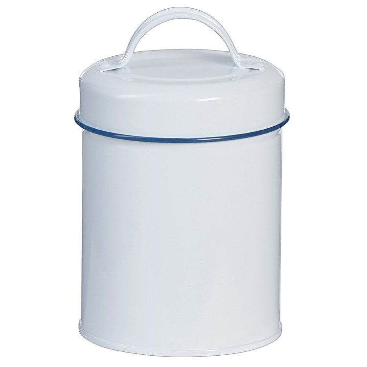 Round Cannister