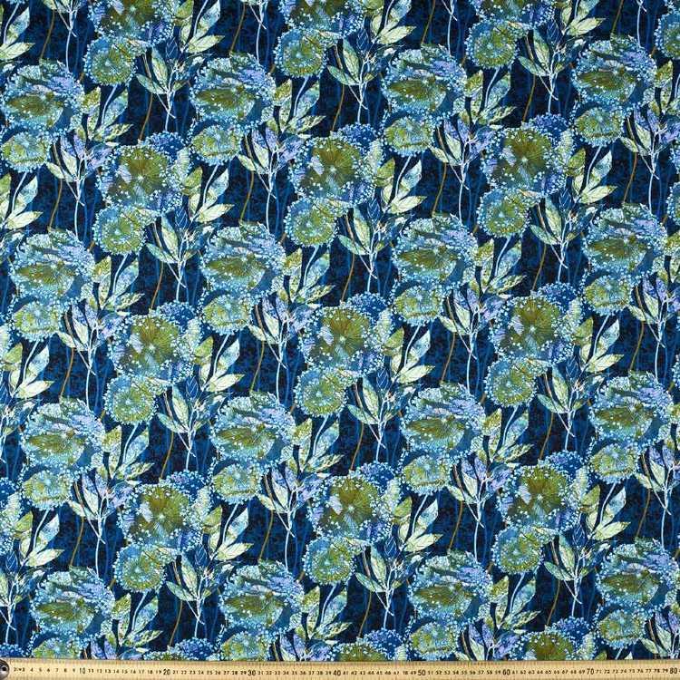 Studio E Feathers Amp Flora Dandelion Fabric