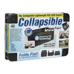 As Seen On Tv Brand Developers Brand Developers Collapsible Cooler