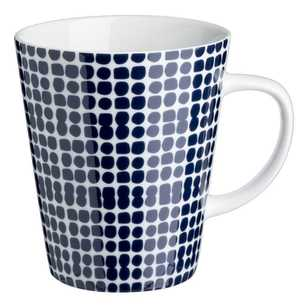 Dot Printed Conical Mug