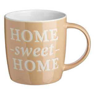 Home Sweet Home Coupe Mug