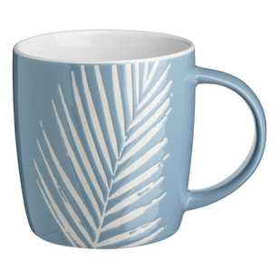 Palm Leaf Coupe Mug