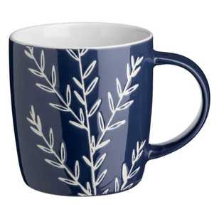 Twig Pattern Coupe Mug