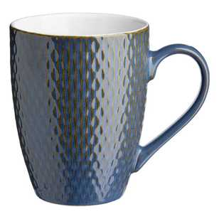 Cascade Reactive Embossed Mug